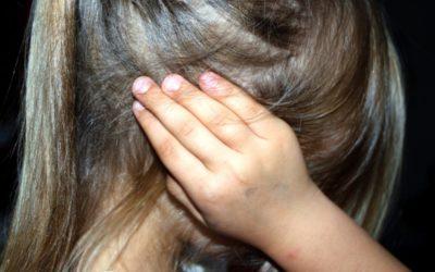 Cuidado con la humillación en los niños